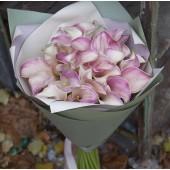 29 розовых калл