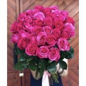 Розовые розы (9)